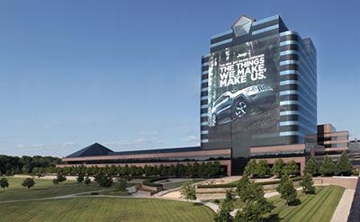 Dodge North America headquarters