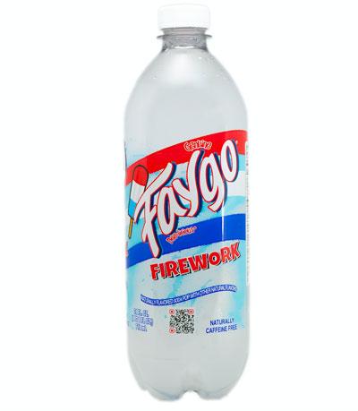 Faygo Firework Bottle