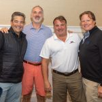 David Fischer, Brad Klintworik, Brad Bosart, Rob Conway
