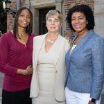 Dr. Lynette Bryant, Mary Fenech, Barbara Sterling