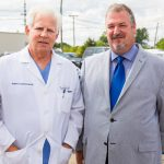 Dr. Stephen Cahill, Dr. Andrew Staricco