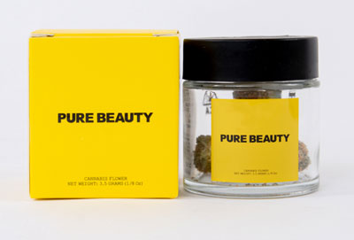 Detroit's Gage Growth Corp. has signed a five-year partnership agreement with California's Pure Beauty to launch the latter's line of cannabis products in Michigan. // Courtesy of Pure Beauty