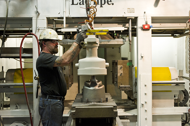 Grede, a manufacturer in Southfield, has acquired Wisconsin-based Neenah Enterprises Inc.'s commercial vehicle business, along with supporting capital assets, portions of its industrial casting business, and the Advanced Cast Products (ACP) business in Meadville, Penn. // Courtesy of Grede
