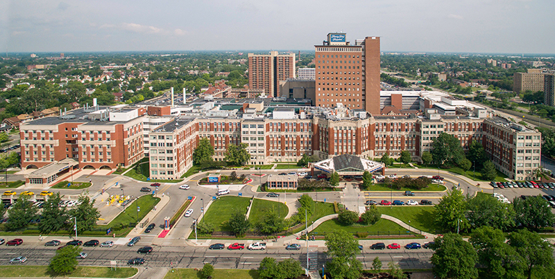 Henry Ford Health System is working with the Michigan Department of Health and Human Services to assist health care professionals with diagnosing and treating hepatitis C. // File photo
