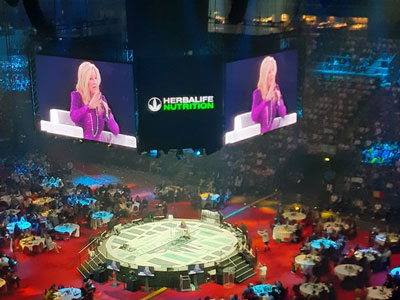 Live Conferences Return, Herbalife Nutrition Selects Detroit for 2022 Extravaganza