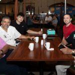 John DelSignore, Luciano DelSignore, Rider DelSignore, Kyle Lepore, Tom DelAgostino