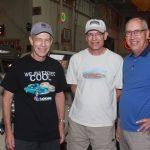 John, Frank, and Kevin Petru