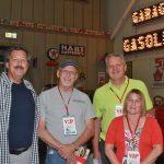 Michael McCoy, Paul Jurewicz, Ron and Karen Lonczynski