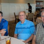 Mike Cleary, Kevin O'Donnell, Mark Montone