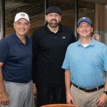 Mike Swiatkowski, Matt Kraft, Jeff Pedersen