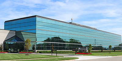 The headquarters of Pantero Inc. in Troy, which acquired Inspired Packaging Solutions in Livonia. // Courtesy of Pantero Inc.