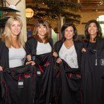 Paola Palazzolo, Sherry Casasanta, Noralisa Ferlito, Mary Brouckaert