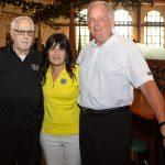 Pete Mattera, Annette Battaglia, Jim Schmidt