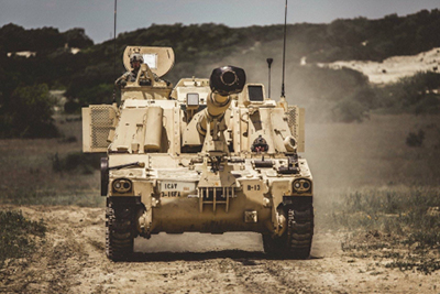 RENK Group has acquired L3Harris Technologies Combat Propulsion Systems in Muskegon and formed a new company — RENK America — as part of the transaction. // Courtesy of 1 Cavalry Division
