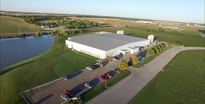 The Ferguson Production Inc. facility in McPherson, Kansas. // Courtesy of Revere Plastics Systems