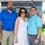 Richie Shunia, Helen Suero, Camilo Suero