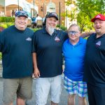 Scott Brown, Chris Hutt, Jim Rein, Brad Chapman