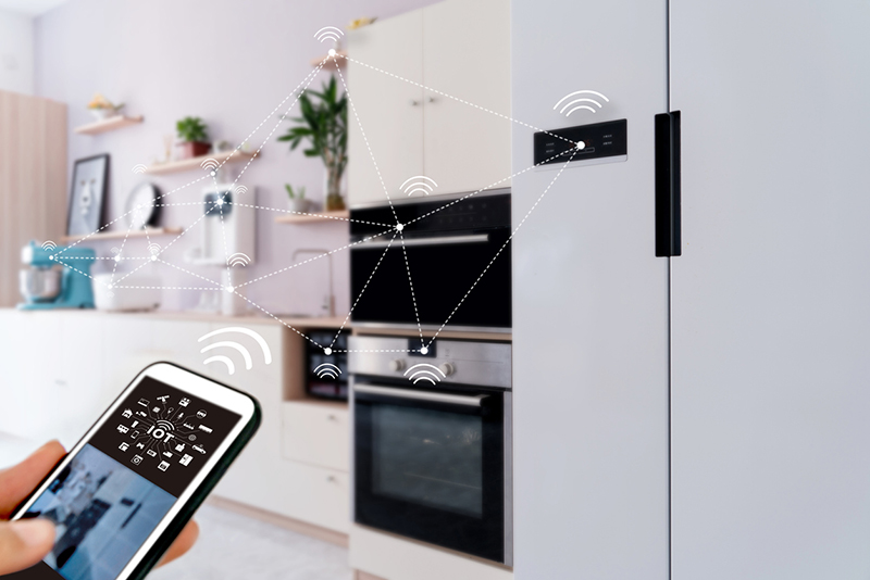 Thirdware Solution in Livonia, an IT consultancy, has partnered with London-based Telit, an Internet of Things enabler. // Stock Photo