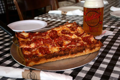 Buddy's Pizza will open locations in Clarkston and Okemos by the beginning of 2022. // Courtesy of Buddy's Pizza