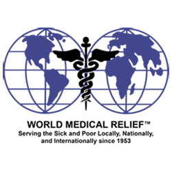 World Medical Relief logo