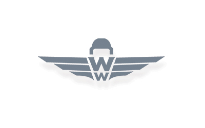 Wounded Wing Logo