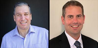 Rick Davis, Chuck Knight. // Courtesy of Equity Solutions USA