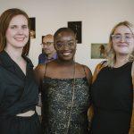 Aniela Azudon, Shavon Edwards, Sydney Richards