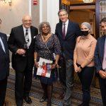 Awni Fakhoury, Honorable William J. Giovan, Martha Reeves, Nicholas Stasevich, Yasmeen Farran, Fernando Gonzalez Saiffe