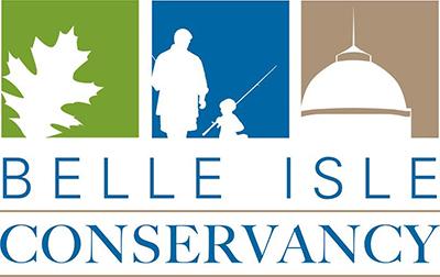 Belle Isle Conservancy logo