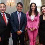 Bahman Mirshab, Fernando Gonzalez Saiffe, Hanan Skaf, Rania Hoteit