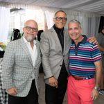 Barron Meade, Frank Torre, Phil Serra