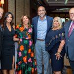 Burt and Michelle Kassab, Saba and Anthony Mona, Maryanne and Nabby Yono