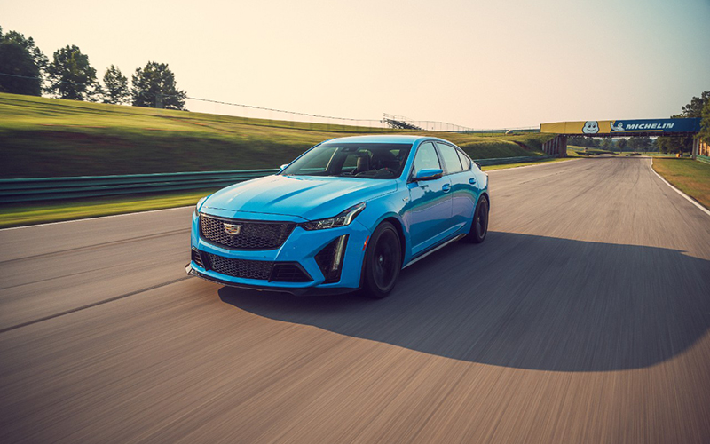 the Cadillac CT5-C Blackwing