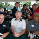 Charles Larsen, Ron Ptaszek, Raymond White