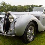 Classic Car 1939 Delahaye 135 MS Cabriolet