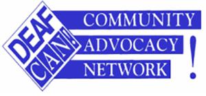 DeafCAN logo