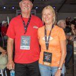Dennis and Tina Strickland