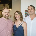 Dominick Chiesa, Meaghan Keck, Chris George