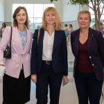 Donna Broderick, Susan Koss, Donna Frye