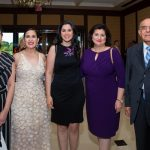 Dr. Farah Malick, Dr. Kathleen Dass, Dr. Clarissa Dass, Natalie Dass, Dr. Ramsay Dass