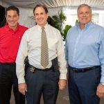 Dr. James Bragman, Sheriff Michael Bouchard, Dave Gorcyca