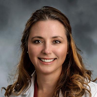 Dr. Jodie Rappe headshot