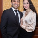 Dr. Lahib and Emilina Dowda