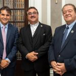 Fernando Gonzalez Saiffe, Dr. Alxa Alhadidi, Awni Fakhoury