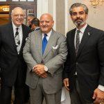 Honorable William Giovan, Jim Parrelly, Omar Chibib