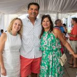 Janine Liable, Rav and Sandy Sandhu