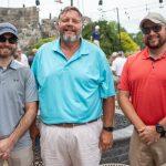 Jeff Webb, Rick Pucak, Phil Malara
