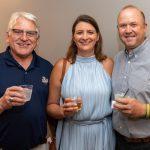 Jim Utess, Emily and Steve Spicuzzi