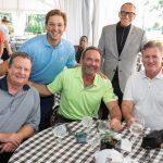 John Riordan, Greg Williams, Mark Marangon, Frank Torre, Tom Alterman
