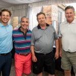 John Riordan, Phil Serra, Greg Williams, Tom Alterman